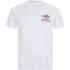 Hot Tuna Men's Rainbow T-Shirt - White: Image 1