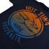 Hot Tuna Men's Colour Fish T-Shirt - French Marine: Image 4