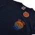 Hot Tuna Men's Colour Fish T-Shirt - French Marine: Image 3