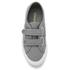 Superga Kids' 2750 Jvel Classic Velcro Strap Trainers - Grey Sage: Image 3