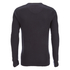 Brave Soul Men's Warren Roll Edge Jumper - Navy: Image 2