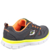 Skechers Kids' Flex Advantage Trainers - Charcoal: Image 2