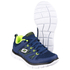 Skechers Kids' Flex Advantage Trainers - Navy: Image 3