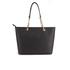 MICHAEL MICHAEL KORS Women's Jet Set Travel Chain TZ Tote Bag - Black: Image 6