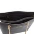 MICHAEL MICHAEL KORS Women's Jet Set Travel Chain TZ Tote Bag - Black: Image 5