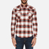 Levi's Men's Barstow Western Shirt - Ferula Sun Dried Tomato: Image 1