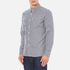 Levi's Men's Sunset 1 Pocket Shirt - Mentha Dress Blues Plaid: Image 2
