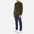 Levi's Men's Sunset 1 Pocket Shirt - Olive Night Melange: Image 4