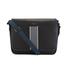 Ted Baker Men's Webster Striped Webbing Messenger Bag - Black: Image 1