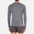 Superdry Men's Gym Sport Runner Long Sleeve Top - Grey Grit: Image 3