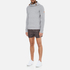 Superdry Men's Gym Tech Funnel Hoody - Grey Grit: Image 4