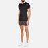 Superdry Men's Gym Base Dynamic Runner T-Shirt - Black: Image 4
