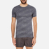 Superdry Men's Gym Base Dynamic Runner T-Shirt - Grey Grit: Image 1