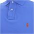 Polo Ralph Lauren Men's Custom Fit Polo Shirt - Cyan Blue: Image 3
