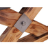 Revolution Wood Crafted Coffee Table: Image 3