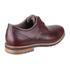 Rockport Men's Ledge Hill 2 Toe Cap Oxford Shoes - Dark Brown: Image 2