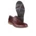 Rockport Men's Ledge Hill 2 Toe Cap Oxford Shoes - Dark Brown: Image 3