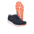 Rockport Men's Tru Stride Leather Trainers - Navy: Image 3