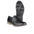 Rockport Men's Ledge Hill 2 Toe Cap Oxford Shoes - Black: Image 3