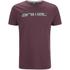 Animal Men's Classico Back Print T-Shirt - Mauve Purple: Image 1
