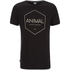 Animal Men's Longtide T-Shirt - Black: Image 1