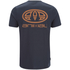 Animal Men's Classico Back Print T-Shirt - Total Eclipse Navy: Image 2