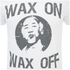 Karate Kid Mens Wax On Wax Off T-Shirt - Wit: Image 5