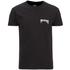 Rum Knuckles Men's Snake Beard T-Shirt - Black: Image 1