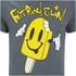 Fat Boy Slim Men's Ice Lolly T-Shirt - Dark Heather: Image 3