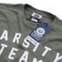 Varsity Team Players Men's Union T-Shirt - Military Green: Image 4