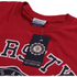 Varsity Team Players Men's Needle & Thread T-Shirt - Red: Image 4