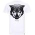 Cotton Soul Men's Wolf T-Shirt - White: Image 1