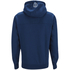 Crosshatch Men's Flashpoint Borg Lined Pull On Hoody - Estate Blue: Image 2