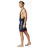 adidas Men's Team GB Replica Cycling Bib Shorts - Blue: Image 2