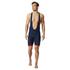 adidas Men's Team GB Replica Cycling Bib Shorts - Blue: Image 1