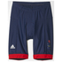 adidas Women's Team GB Replica Training Cycling Shorts - Blue: Image 7