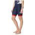 adidas Women's Team GB Replica Training Cycling Shorts - Blue: Image 2