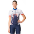 adidas Women's Team GB Replica Cycling Short Sleeve Jersey - White: Image 1