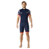 adidas Men's Team GB Replica Training Cycling Short Sleeve Jersey - Blue: Image 1