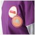 adidas Women's Stella Sport Spacer Training Crew Sweatshirt - Purple: Image 5