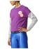 adidas Women's Stella Sport Spacer Training Crew Sweatshirt - Purple: Image 2