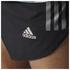 adidas Men's Adizero Split Running Shorts - Black: Image 4