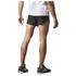 adidas Men's Adizero Split Running Shorts - Black: Image 3