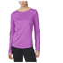 adidas Women's Sequencials Climalite Running Long Sleeve T-Shirt - Purple: Image 7