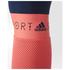 adidas Women's Stella Sport Long Mesh Training Tights - Blue/Pink: Image 4