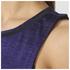adidas Women's Wow Training Boxy Tank Top - Purple: Image 6