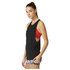 adidas Women's Performer Training Tank Top - Black: Image 2