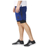adidas Men's A2G Two-in-One Training Shorts - Blue: Image 2