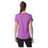 adidas Women's Sequencials Climalite Running T-Shirt - Purple: Image 3