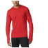 adidas Men's Supernova Long Sleeve Running T-Shirt - Red: Image 7
